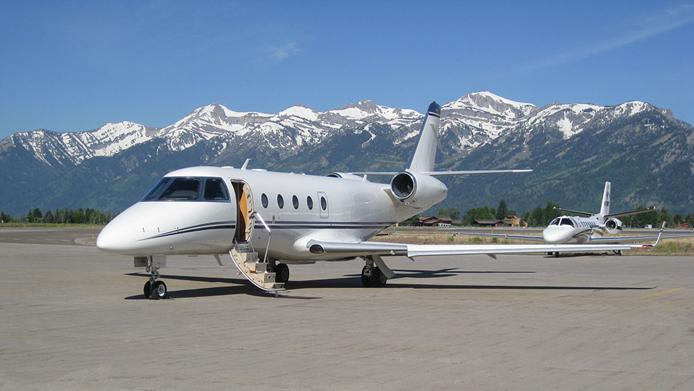 New Flight Charters