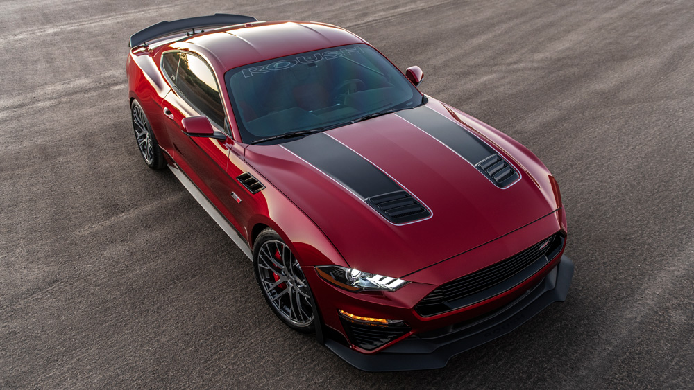The 2020 Jack Roush Edition Mustang.