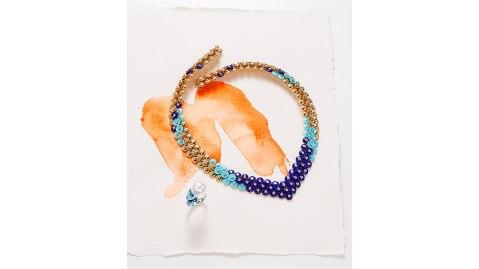 Jewelry, Muse, Van Cleef, Assael
