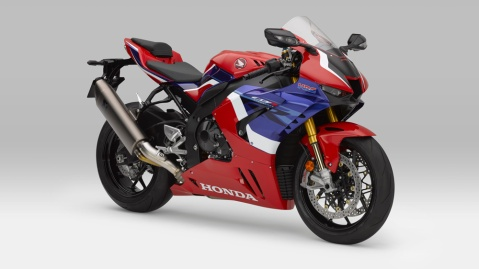 The 2021 Honda CBR1000RR-R Fireblade SP.