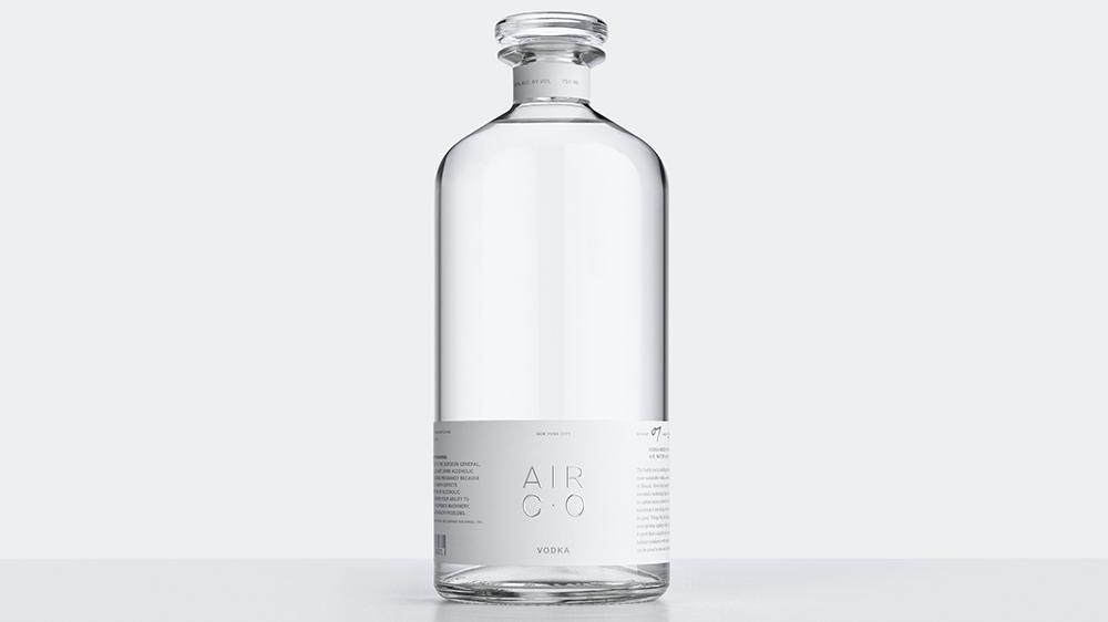 Air Co. Carbon-Neutral Vodka