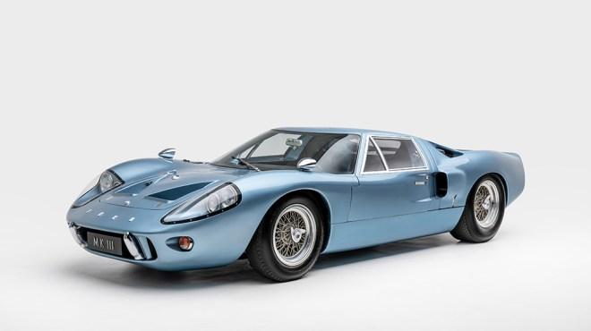 1967 Ford GT40 Mark III