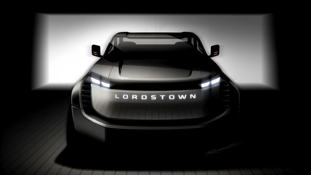 2021 Lordstown Endurance Pickup