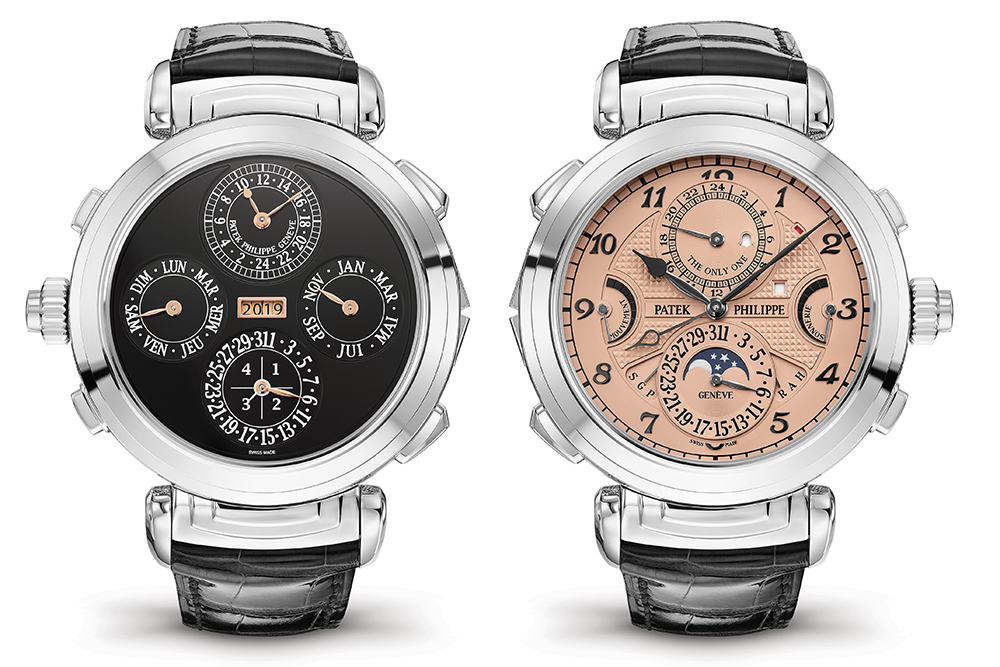 Most Expensive Watch in the World, $31 Million Patek Philippe