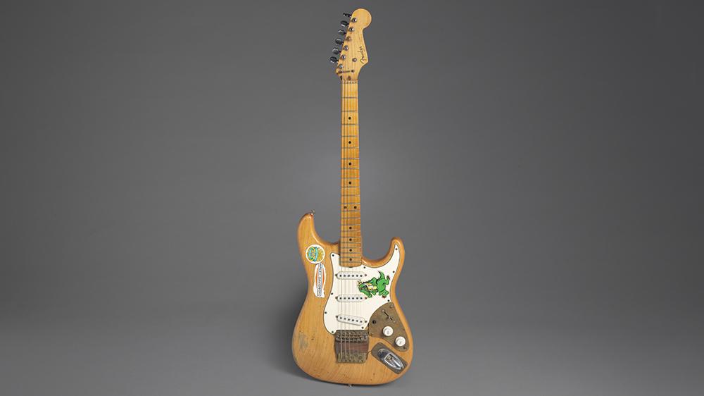 Jerry Garcia's 'Alligator' Fender Stratocaster