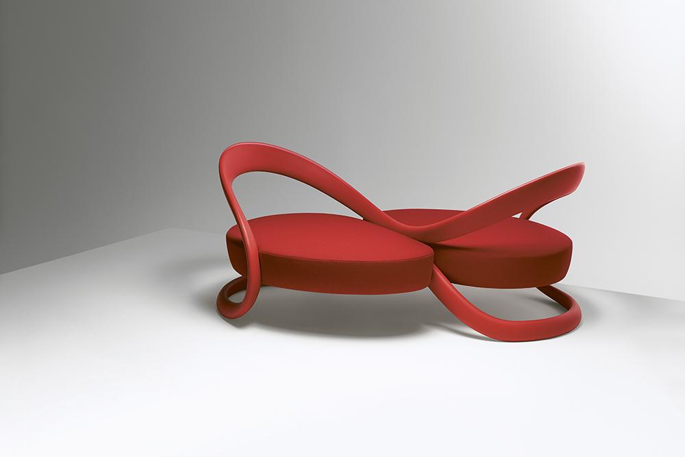 Louis Vuitton Objets Nomades André Fu Ribbon Dance Chair