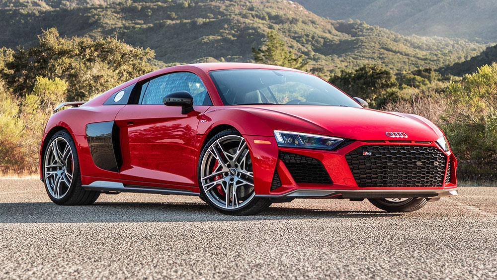Audi's 2020 R8 V10 Performance Redefines the Supercar as Daily Driver –  Robb Report