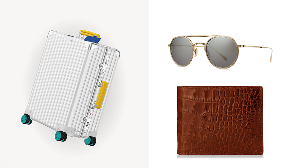 The best gifts for guys who have everything include these items from RImowa, Mr Leight and Tom Ford.