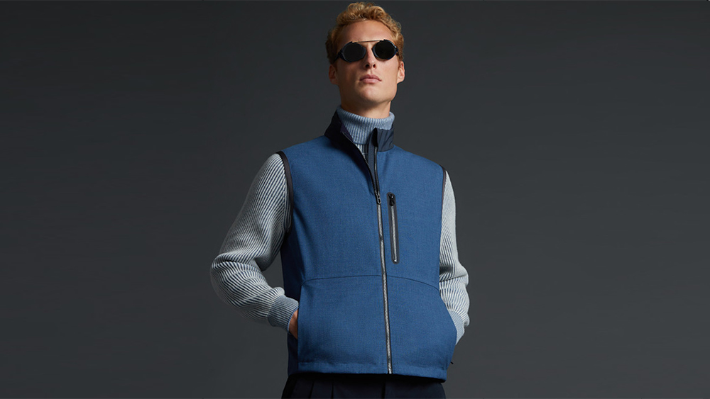The best vests for men to wear this fall