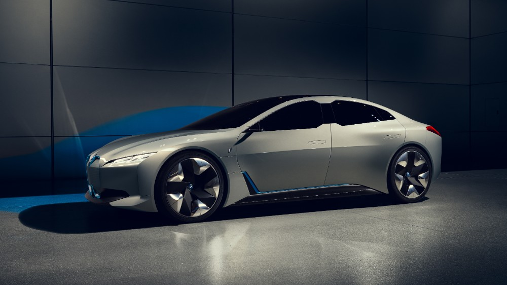 The BMW i Vision Dynamics