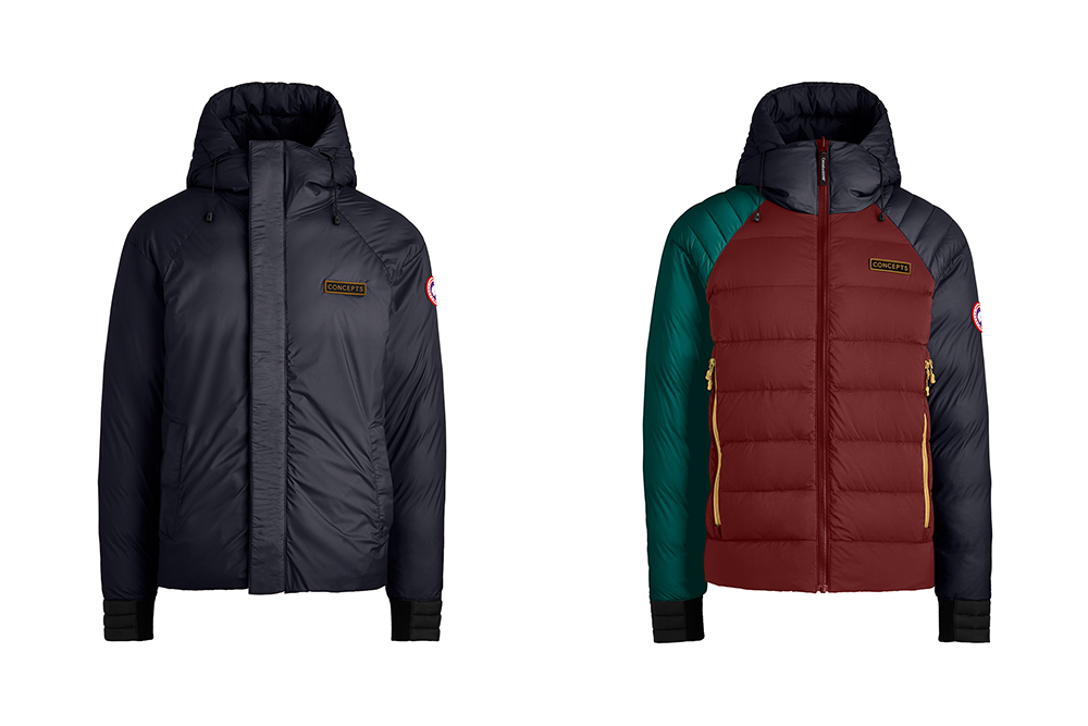 Canada Goose Concepts Reversible Jackets 2019