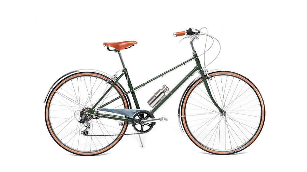 The Capri Azur e-bike
