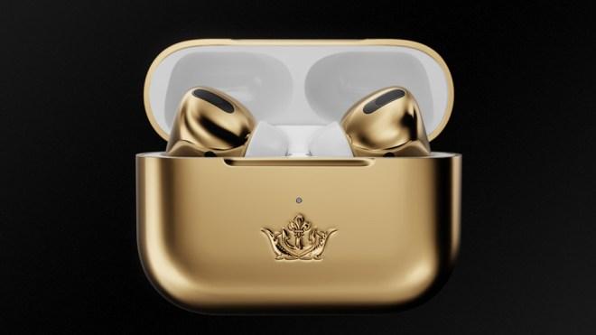 Caviar's $67,000 AirPod Pros