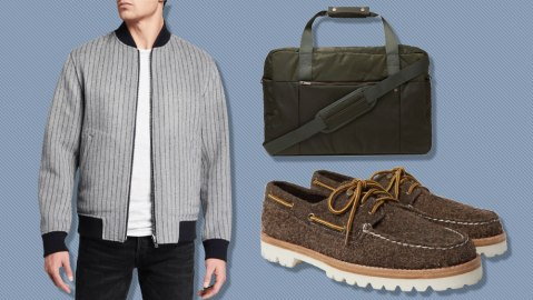 The best new fall menswear to buy this week, November 29, 2019.
