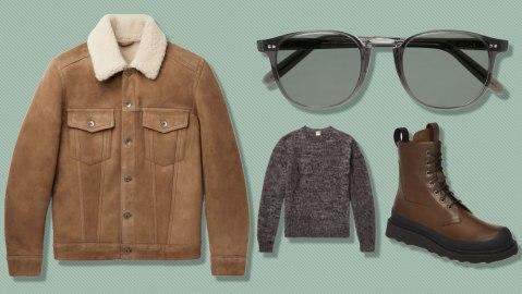 This week's best new menswear is full of warming options from Valstar, Bottega Veneta, Massimo Alba and more.