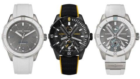 Ulysse Nardin Dive Watches