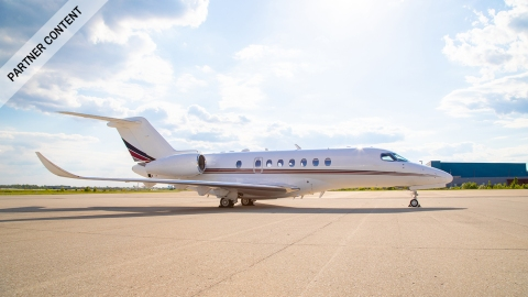NetJets - Citation Longitude