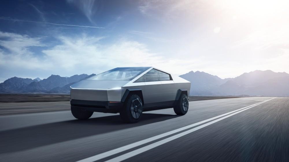 The Tesla Cybertruck