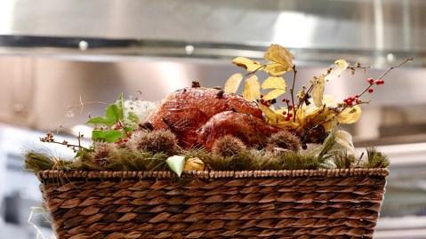 Daniel Thanksgiving Turkey