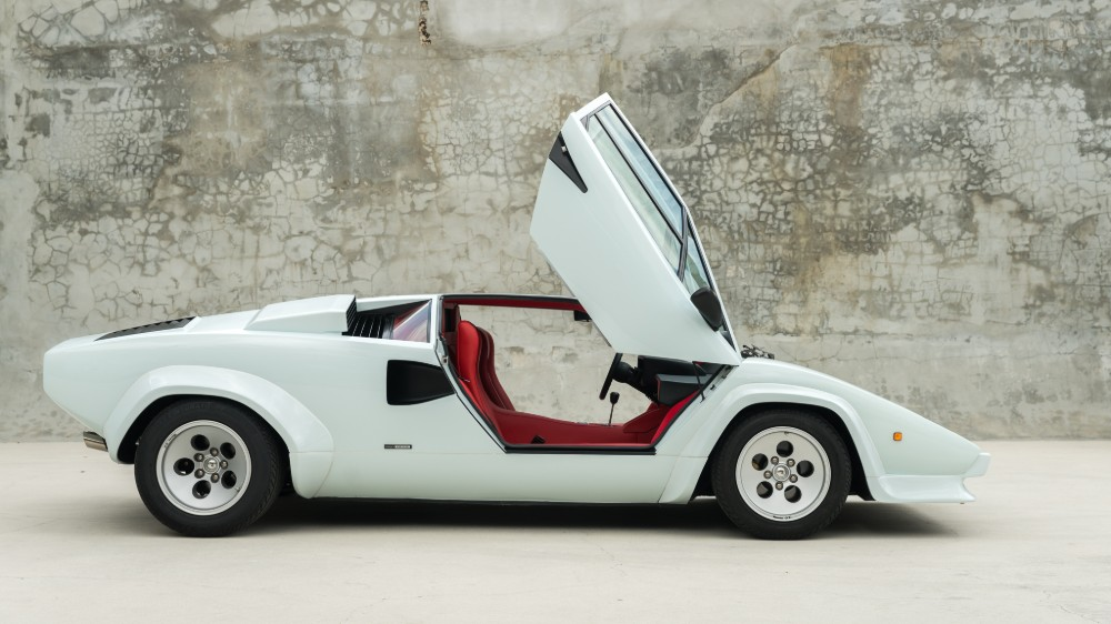 "1985 Lamborghini Countach QV ""Downdraft"" Coupé"