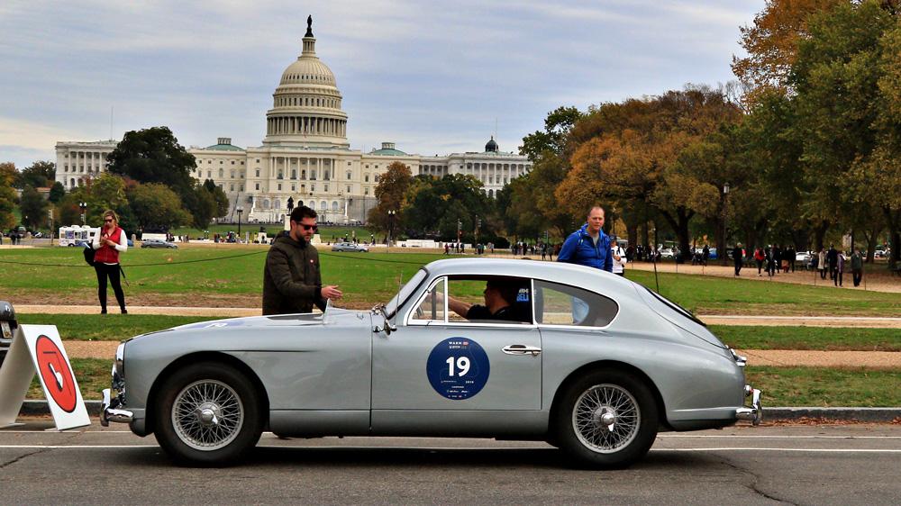 The 1000 Miglia Warm Up USA 2019.