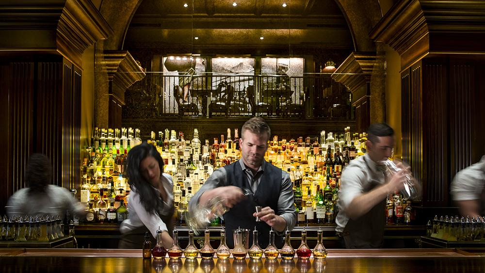 Leo Robitschek cocktail