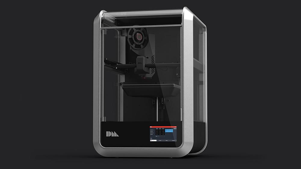 Desktop Metal Fiber LT printer