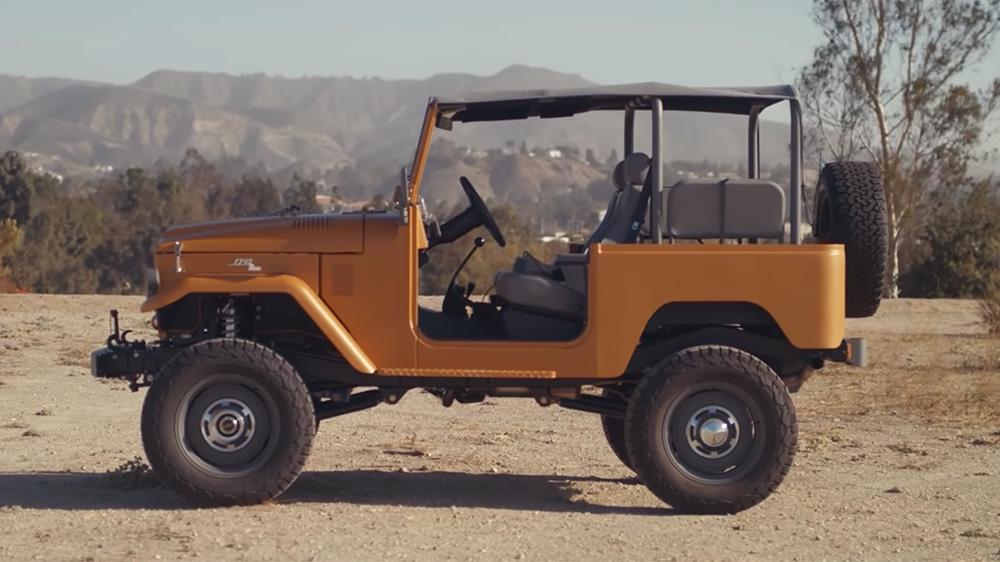 Icon's Toyota FJ40 Land Cruiser