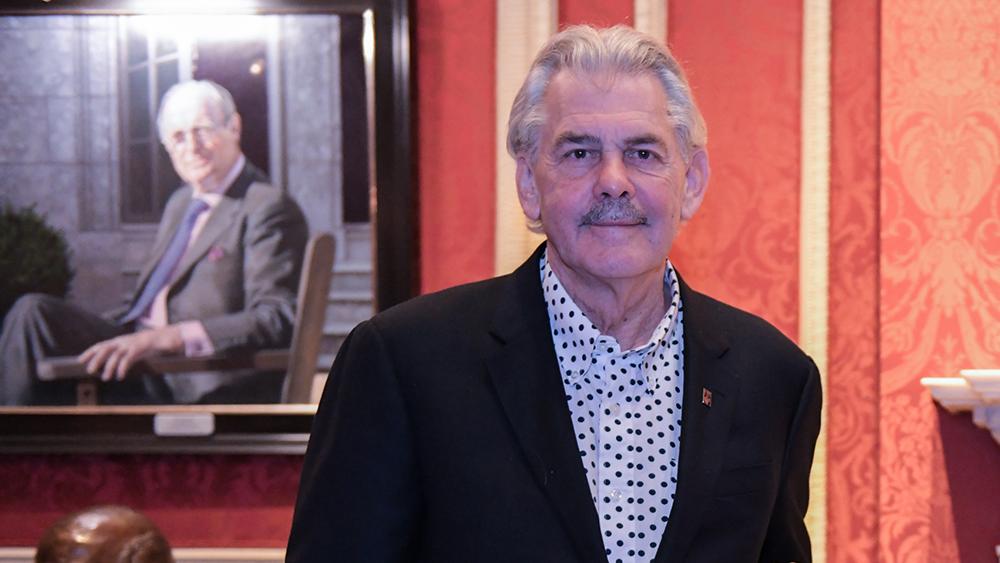 Automotive Designer Gordon Murray