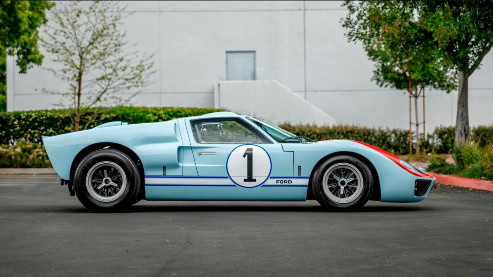 1966 Superperformance Ford GT40 MKII
