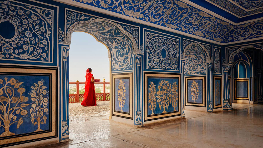 Gudliya Suite at The City Palace - Jaipur