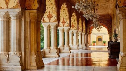 Gudliya Suite at The City Palace - Jaipur