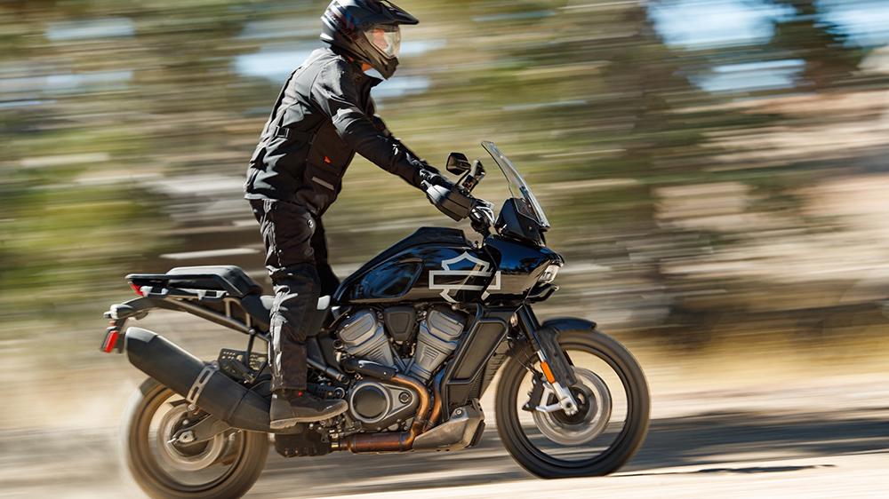 Harley-Davidson Pan America and Bronx