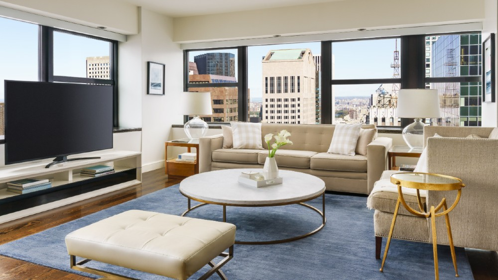 Hasten suite Lotte Palace New York