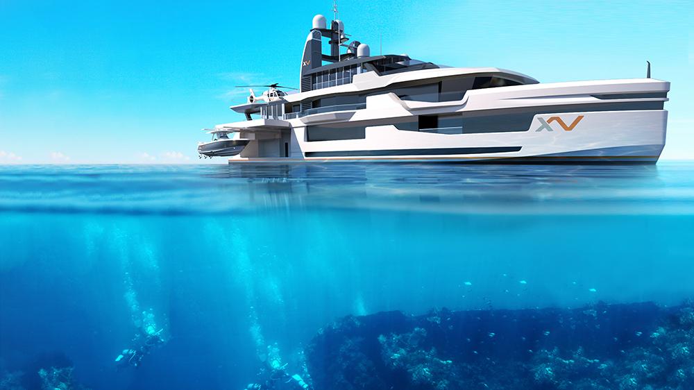 Heesen Xventure Yacht