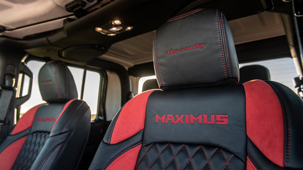 Hennessey Performance Engineering's Maximus 1000.