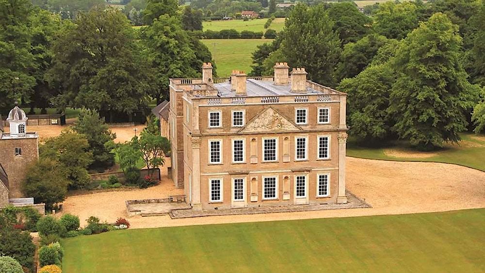 english country mansion buckingham palance