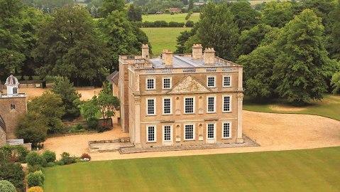 english country mansion buckingham palance