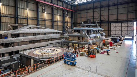 Icon Yachts's Project Ragnar