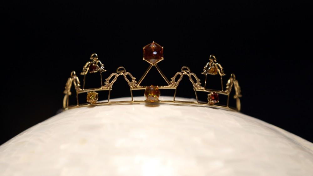 Crown Menina Lustre de Mar Madrid