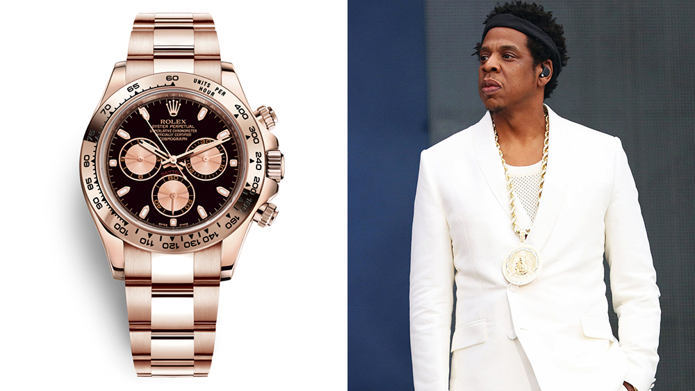 Jay-Z gave attendees of his annual charity gala $40,000 Rolexes to wear as VIP Passes.