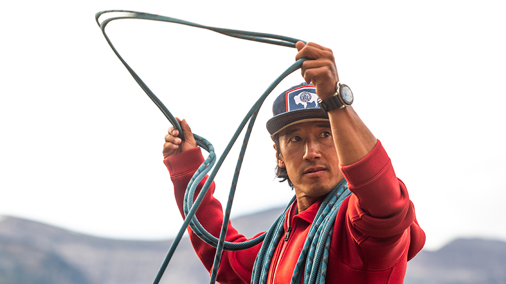 Pro Climber and Filmmaker Jimmy Chin