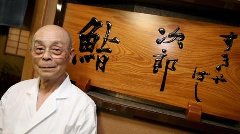 Jiro Ono in 2007