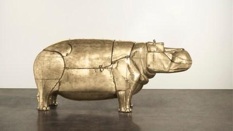 François-Xavier Lalanne Hippopotame I