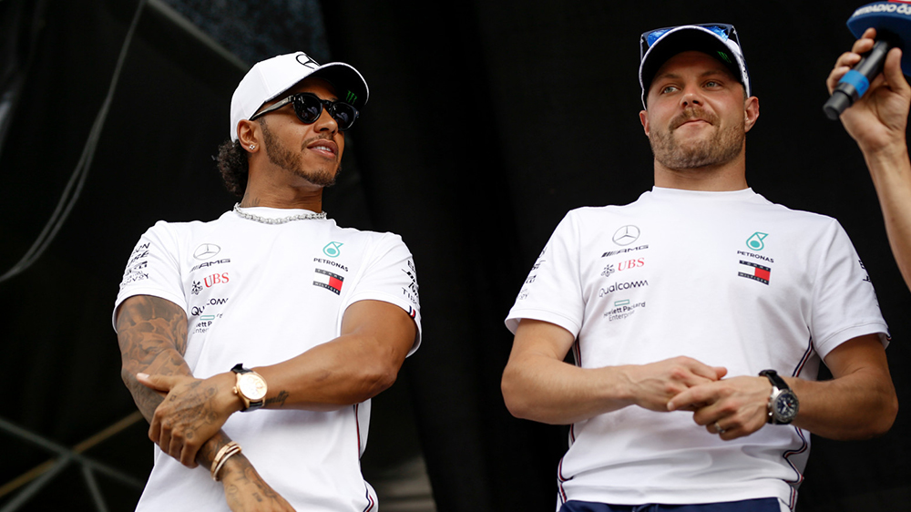 2019 Austrian Grand Prix, Thursday - Wolfgang Wilhelm