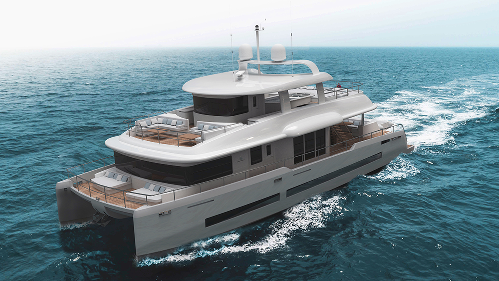 Licia C24 Explorer Catamaran