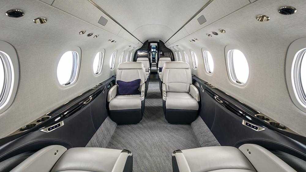 The Cessna Citation Longitude