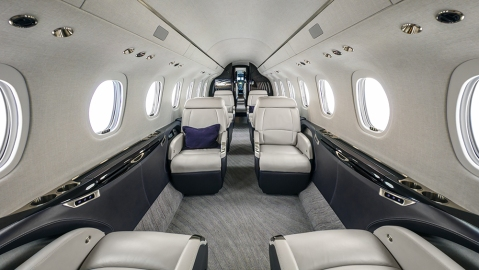 The Cessna Citation Longitude