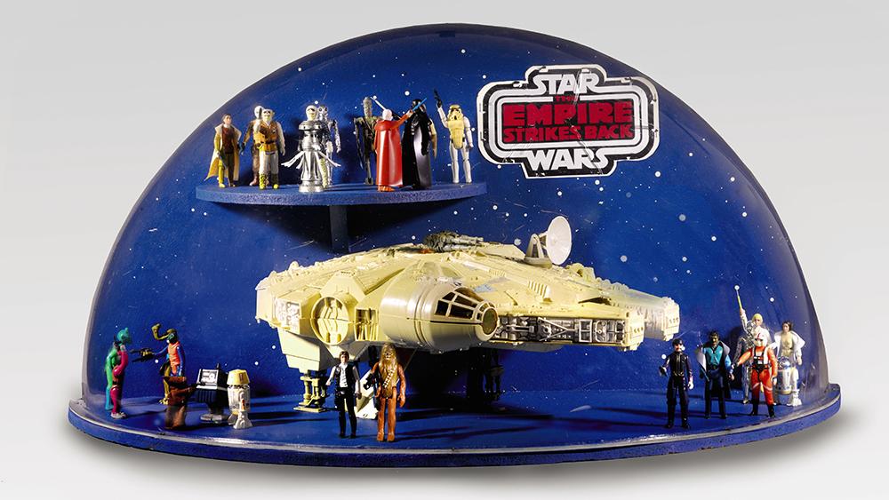 Star Wars Online Auction