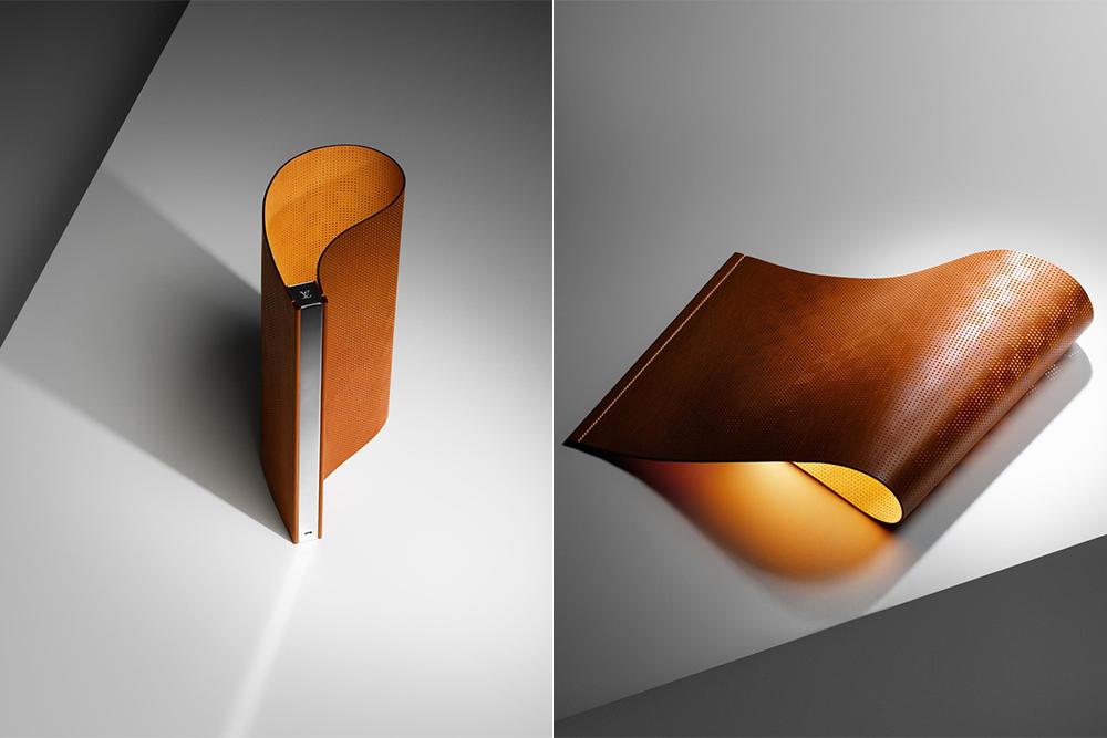 Louis Vuitton Objets Nomades Nendo Surface Lamp
